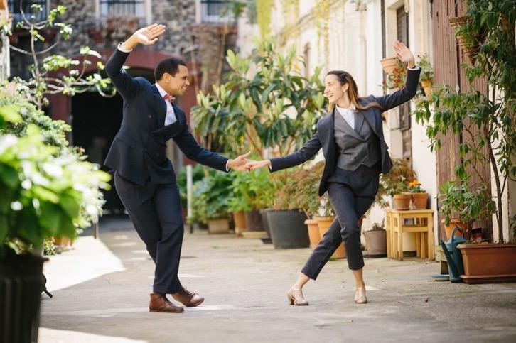 photo évènementiel cours danse charleston
