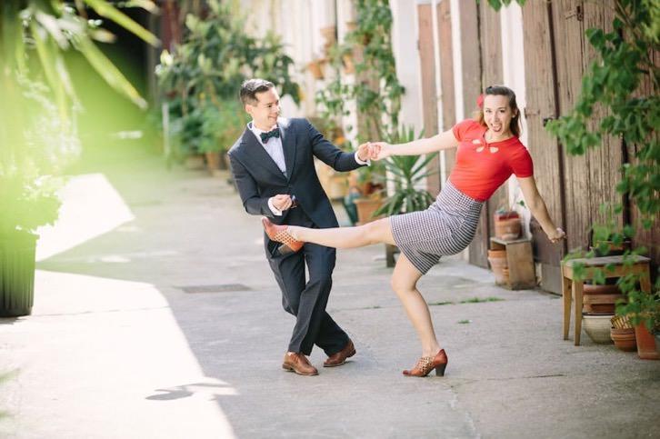 photo évènementiel cours danse lindy hop